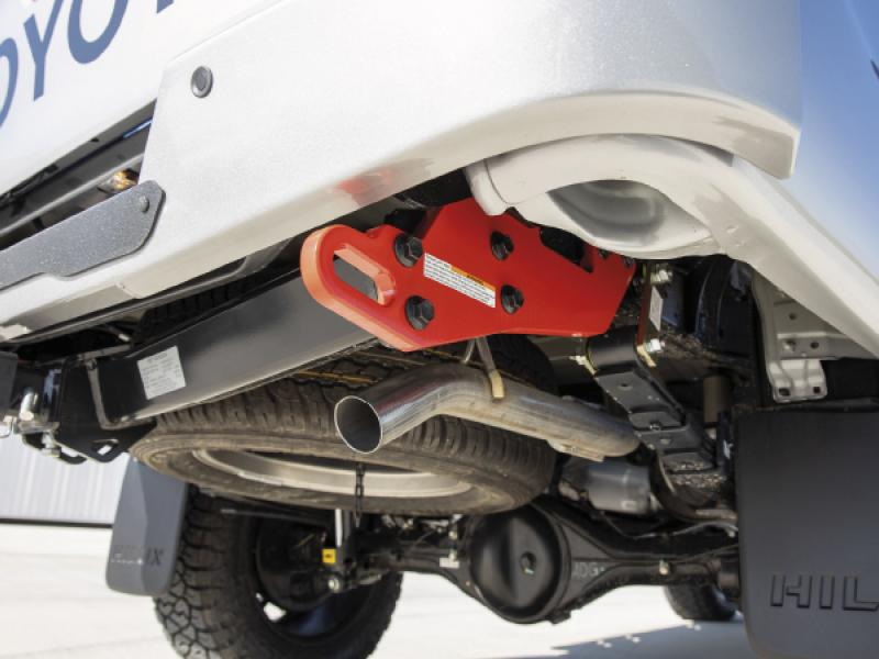 There's a Toyota accessory for every Hilux adventure