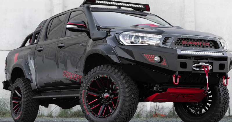 Toyota S Hilux Gladiator Ute Nz Suv Which Suv In Nz