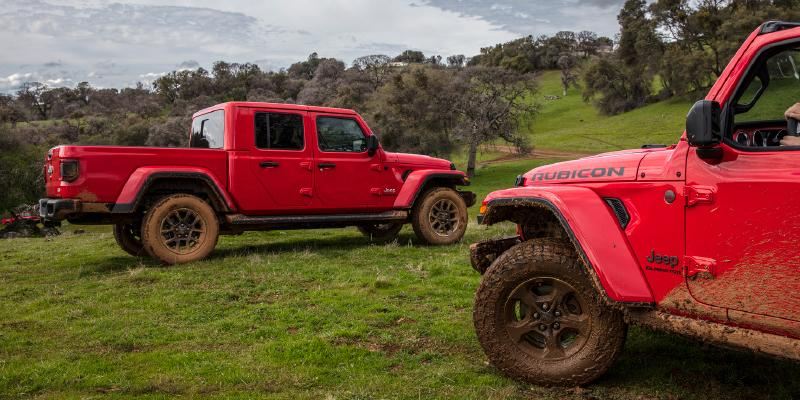 Jeep Back In The Ute Business Nz Suv Which Suv In Nz